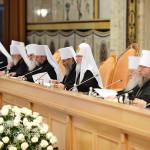 Доклад Святейшего Патриарха Кирилла на Архиерейском Соборе Русской Православной Церкви (2 февраля 2016 года)