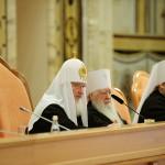 Преосвященнейший Вениамин принимает участие в работе Архиерейского Собора Русской Православной Церкви