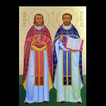 В Воскресенском соборе города Борисова почтили память священномученика Борисовской епархии протоиерея Василия Измайлова