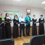 В Борисовском родильном доме состоялся концерт, посвященный празднику Сретения Господня