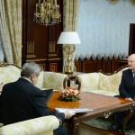 Состоялась встреча Главы государства с Патриаршим Экзархом всея Беларуси