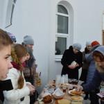 В Жодино прошла благотворительная акция «Встречаем масленицу!»
