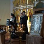 В Благовещенском монастыре совершена вечерня с чином прощения