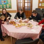 Литературно — музыкальная гостиная «Спеши любить!» прошла в Марьина Горке