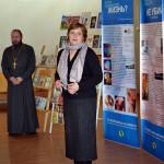 Дни православной книги и выставка «Спасай взятых на смерть» проходят в Борисовском районе
