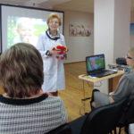 В родильном доме г. Борисова состоялся семинар «Взрослый мир глазами дошкольника»
