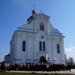 Престольный праздник отметил Благовещенский монастырь