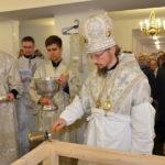 В Борисовской епархии освящён храм в честь святителя Спиридона Тримифунтского