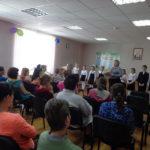 В Борисовском родильном доме почтили день памяти святых жён-мироносиц
