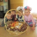 Пасхальный праздник прошёл в Борисовском доме ребенка