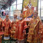 Епископ Борисовский и Марьиногорский Вениамин принял участие в торжествах в честь дня памяти святителя Кирилла Туровского