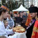 Во вторник Светлой седмицы епископ Вениамин возглавил Пасхальные богослужения в храме Димитрий Донского города Борисова