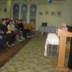 Духовно-воспитательную беседу на тему: «Христианство и любовь к Родине» провели для жодинских старшеклассников