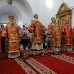 5 июня 2016 года, епископ Борисовский и Марьиногорский Вениамин принял участие в Торжествах, посвящённых памяти святой преподобной Евфросинии Полоцкой