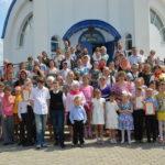 В воскресной школе прихода храма Божией Матери «Избавительницы» города Жодино состоялись выпускные экзамены и линейка