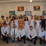 В Жодино состоялся Выпускной бал
