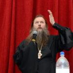 Протоиерей Артемий Владимиров посетил с лекцией город Борисов