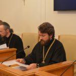 Епископ Вениамин принял участие в заседании комиссии Межсоборного присутствия по вопросам богословия