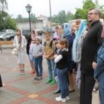 Лауреаты Пасхального фестиваля «Пасхальный перезвон» совершили паломническую поездку в Свято-Елисаветинский женский монастырь