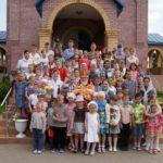В кафедральном соборе города Марьина Горка состоялся выпускной Воскресной школы