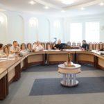 Епископ Борисовский и Марьиногорский Вениамин возглавил заседание Оргкомитета по подготовке II Белорусских Рожденственских чтений