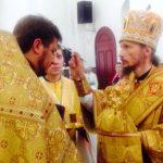 В канун почитания Собора Белорусских святых епископ Вениамин совершил всенощное бдение