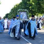 В Борисовской епархии прошли торжества в честь Марьиногорской иконы Божией Матери
