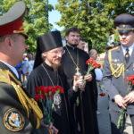 Епископ Вениамин принял участие в торжествах, посвящённых Дню Независимости Республики Беларусь