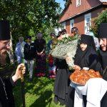 Престольный праздник отметил храм в честь иконы Божией Матери «Тихвинская»