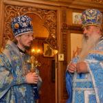Престольный праздник отметил храм в честь Казанской иконы Божией Матери в Смиловичах