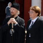 Депутат Палаты представителей Национального собрания Республики Беларусь посетила Воскресенский кафедральный собор