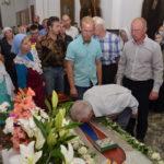 В канун праздника Успения духовенство Воскресенского собора совершило всенощное бдение