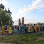 В Березинском благочинии состоялся районный Крестный ход
