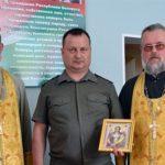 Священники I-го Борисовского благочиния освятили военный комиссариат Борисовского и Крупского районов