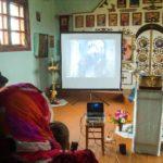 В Зеленом Бору прошел видеолекторий в день отдания праздника Рождества Пресвятой Богородицы