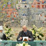 В Минске состоялось заседание синода Белорусской Православной Церкви с участием Президента Республики Беларусь Александра Лукашенко