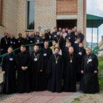 Священнослужители Борисовской епархии приняли участие в очередной конференции Синодального отдела по делам молодежи