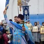 Престольный праздник отметил Жодинский храм в честь иконы Божией Матери «Избавительница»