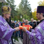 20 – ти летний юбилей отметил храм Рождества Христова в городе Борисове