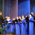 В Борисове состоялся концерт, посвященный Дню Матери и Покрову Пресвятой Богородицы
