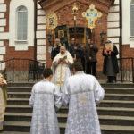Зембинский приход в честь святого Архистратига Михаила отметил престольный праздник