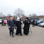 Митрополит Павел совершил Литургию в Борисовском Воскресенском кафедральном соборе
