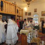 Престольный праздник отметил храм святого Архистратига Михаила агрогородка Гребенка