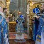 5 лет со дня принесения списка иконы «Отрада и Утешение» в Благовещенский монастырь