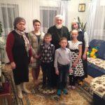 Освящение домов Детской деревни-SOS г. Марьина Горка