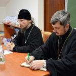 В Борисовской епархии прошло 2-ое Отчетное годовое собрание информационного отдела