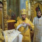 1 января в Благовещенском монастыре совершена пресвитерская хиротония