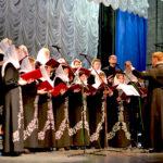 5 — ти летний юбилей отметит народный камерный хор «Преображение»