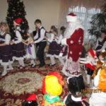Рождественский утренник в Борисовском доме ребенка