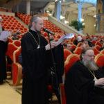 Епископ Борисовский и Марьиногорский Вениамин принимает участие в пленуме Межсоборного присутствия Русской Православной Церкви